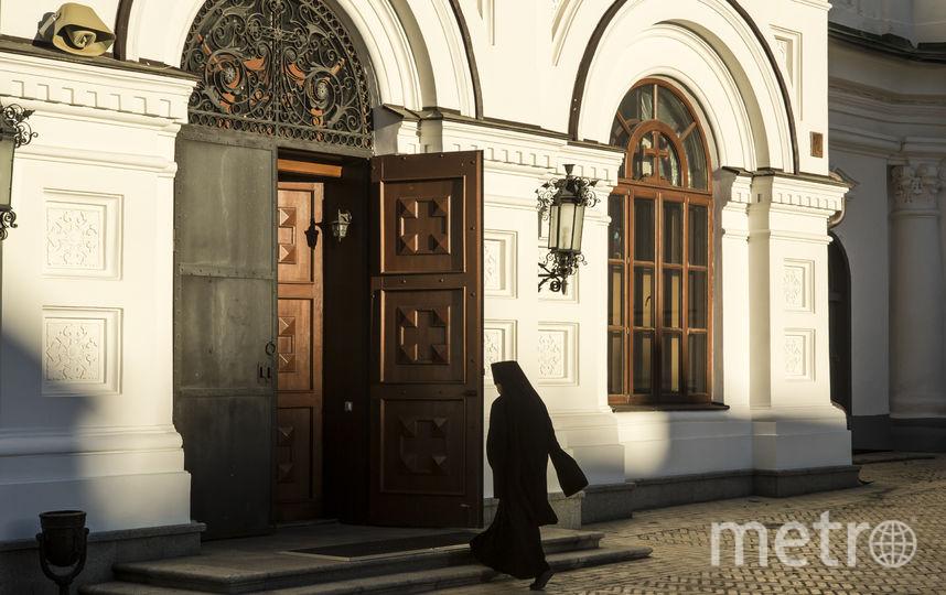 Новая церковь будет создана по модели полуавтономной Критской церкви. Фото Getty
