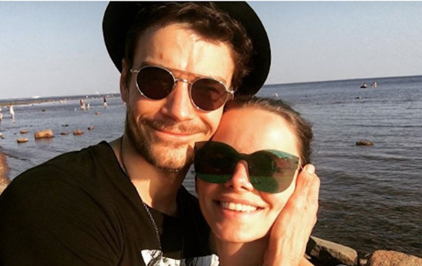Елизавета Боярская и Максим Матвеев. Фото www.instagram.com/lizavetabo