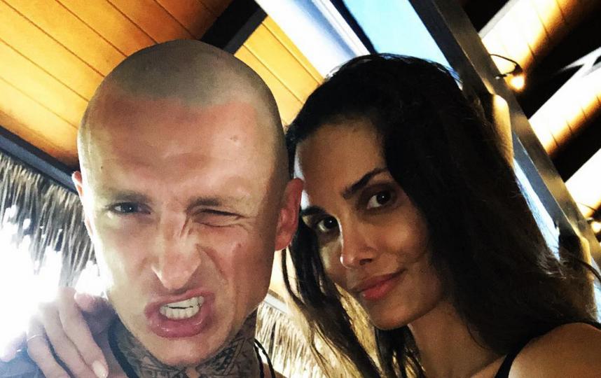 Алана Мамаева и Павел Мамаев. Фото Скриншот Instagram: @alana_mamaeva