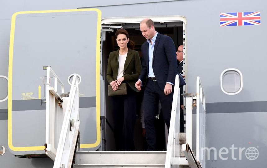 Пара прилетела на Кипр. Фото Getty