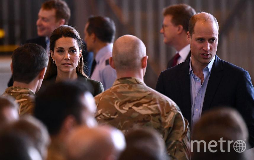 Встреча с военными на Кипре. Фото Getty