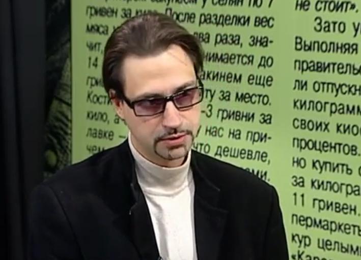 Юрий Гриневич, фотоархив. Фото Все - скриншот YouTube