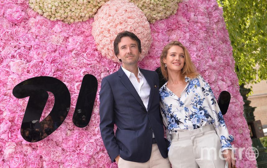 С мужем Антуаном Арно. Фото Getty