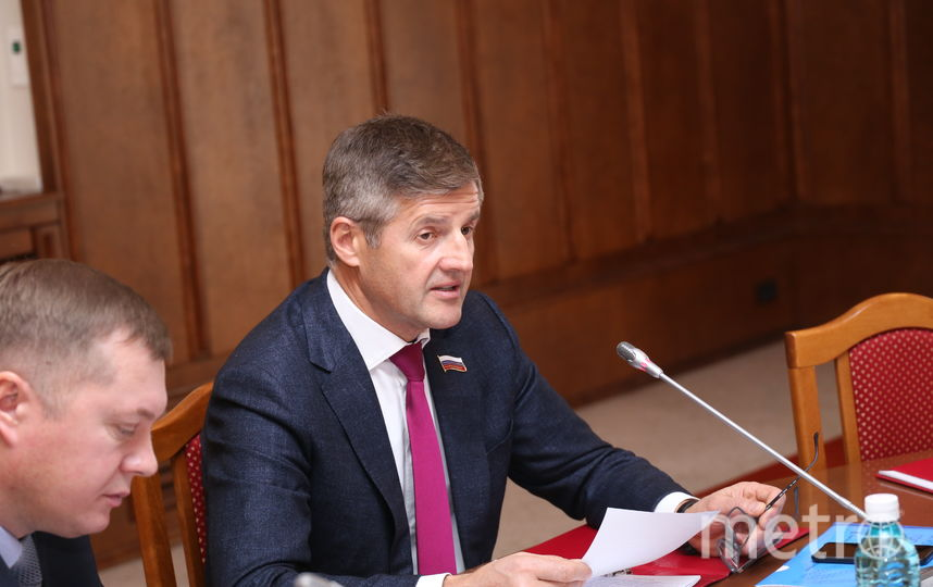 Олег Подойма, председатель комитета Законодательного собрания Новосибирской области по аграрной политике, природным ресурсам и земельным отношениям.