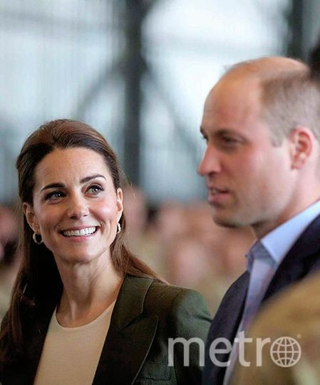 Взгляд Кейт выдает ее чувства. Фото Getty