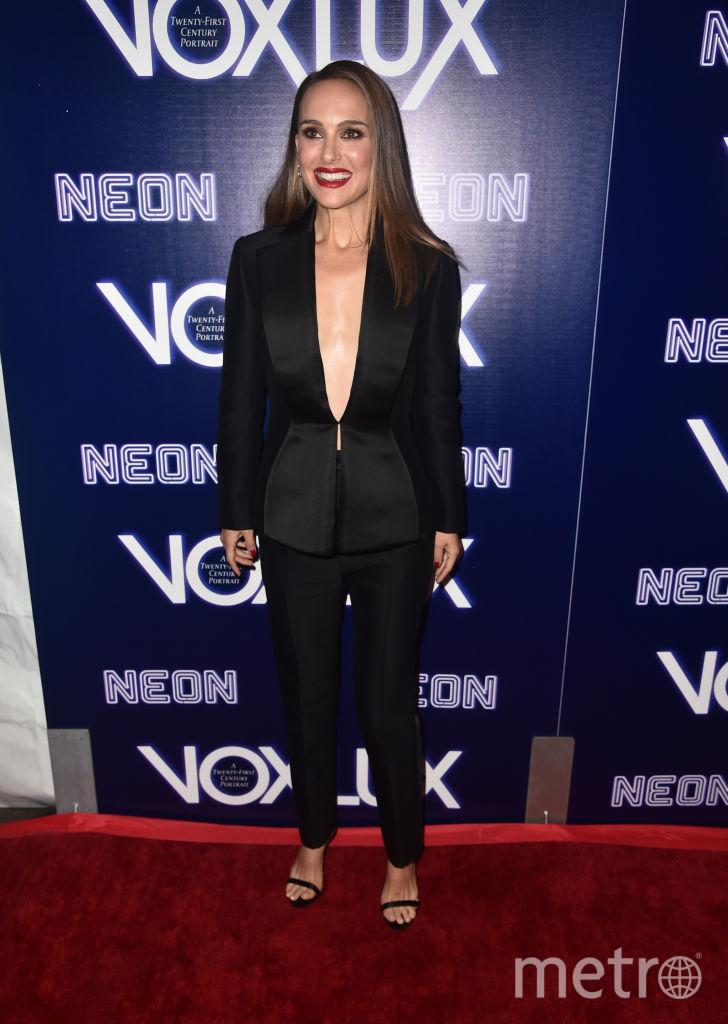 """Натали Портман на премьере фильма """"Голос люкс"""" в Лос-Анджелесе. Фото Getty"""