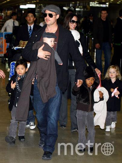 У пары шестеро детей. Архивное фото. Фото Getty