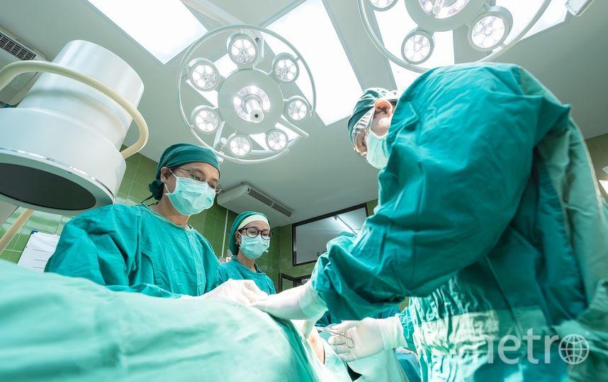 В России впервые провели операцию по трансплантации печени. Фото Pixabay.com