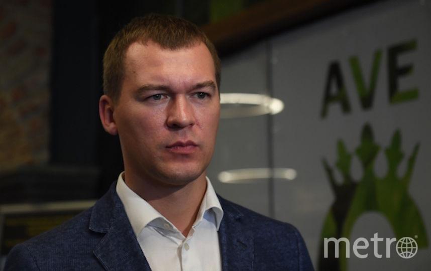 Михаил Дегтярёв. Фото РИА Новости