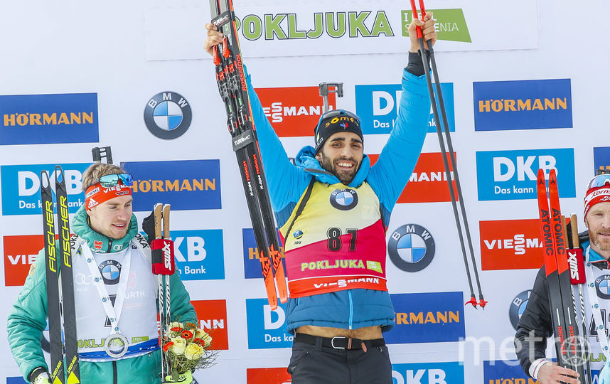 Француз Фуркад стартовал в сезоне с победы. Фото Getty