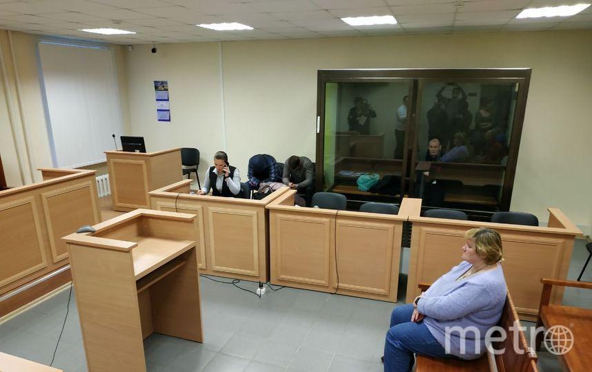 Судебный процесс над Дмитрием Лукьяненко. Фото t.me/SPbGS