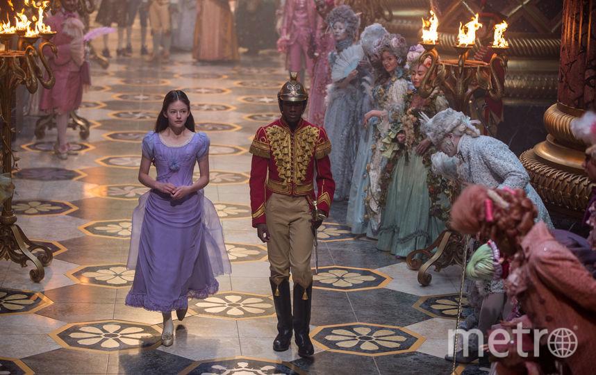 """Кадр из фильма """"Щелкунчик и четыре королевства"""". Фото WDSSPR"""