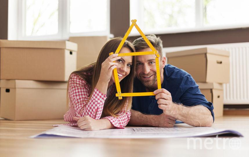"""Ипотека всё больше выручает застройщиков и покупателей жилья. Фото depositphotos, """"Metro"""""""