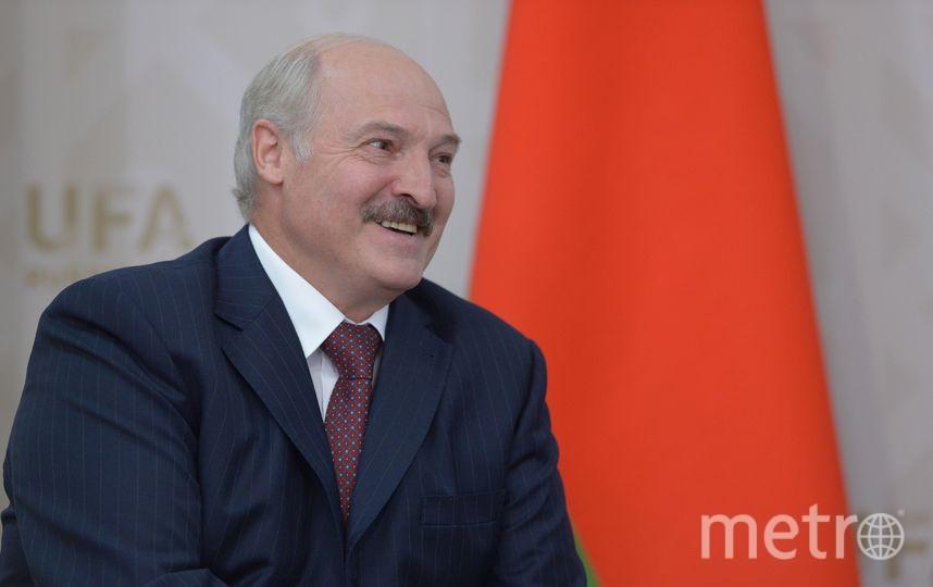 Президент Белоруссии Александр Лукашенко. Фото Getty