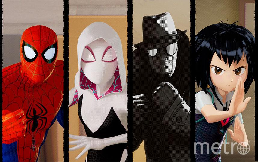 Человек-паук. Фото Sony Pictures Releasing Russia