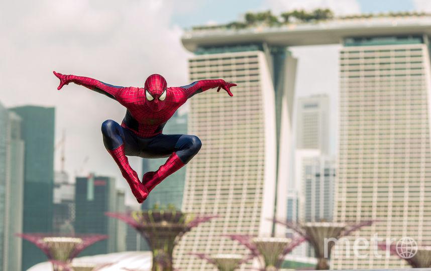 Человек-паук. Фото Getty