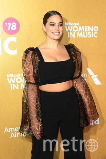 Вечеринка Billboard's Women in Music. Эшли Грэм. Фото Getty