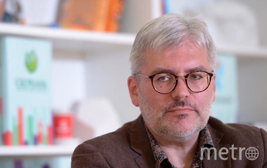 Евгений Водолазкин. Фото РИА Новости