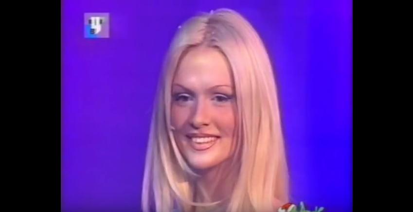 Виктория Лопырева. Фото Скриншот Youtube