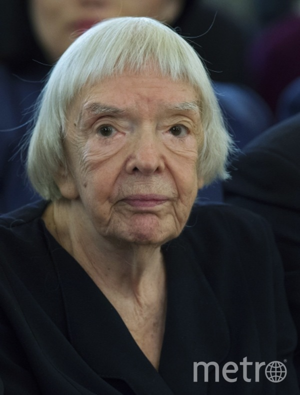 Людмила Алексеева. Фото РИА Новости