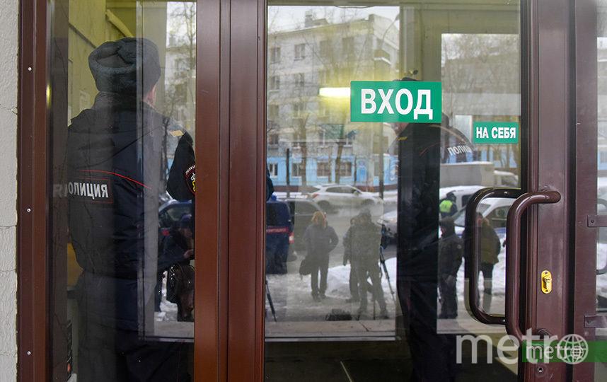 В Москве подросток с ножом напал на парня своей бывшей девушки. Фото Василий Кузьмичёнок