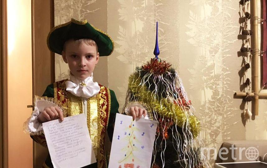 """Кобец Валерий, 9 лет. Фото Кобец Татьяна Борисовна , """"Metro"""""""