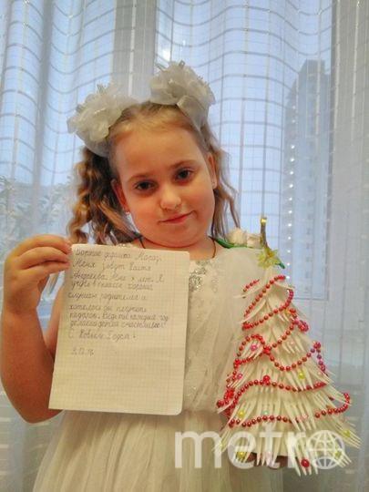 """Андреева Анастасия Андреевна, 7 лет. Фото Алена Андреева, """"Metro"""""""