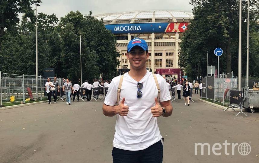 Александр Кержаков. Фото Скриншот Instagram: @a.kerzhakov11