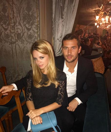 Александр и Милана Кержаковы. Фото Скриншот Instagram: @a.kerzhakov11