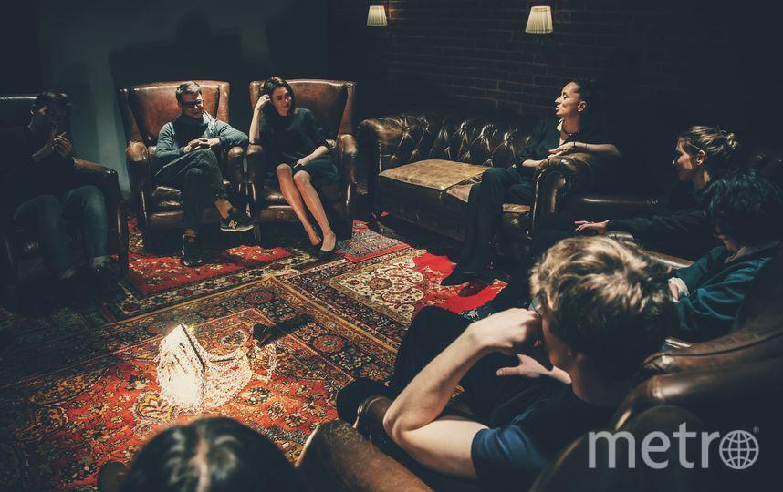 Гости на приеме у психотерапевта. Фото Предоставлено пресс-службой.