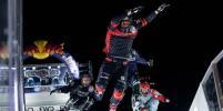 Российские райдеры заявили о себе на старте сезона Red Bull Crashed Ice