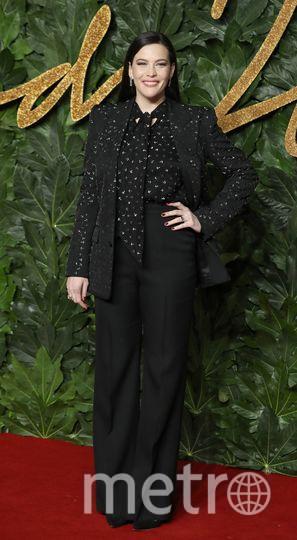 Актриса Лив Тайлер. Фото AFP