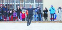 В столичных парках открываются школы фигурного катания