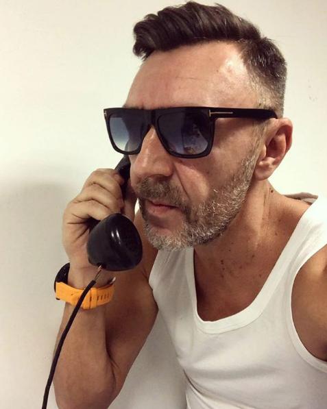 Сергей Шнуров. Фото Скриншот Instagram: shnurovs