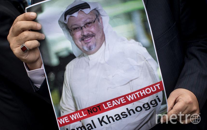 Джамаль Хашукджи, убитый журналист. Фото Getty