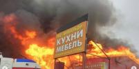 Пожар на складе мебельной фабрики в Подмосковье: Подробности, видео, информация о пострадавших