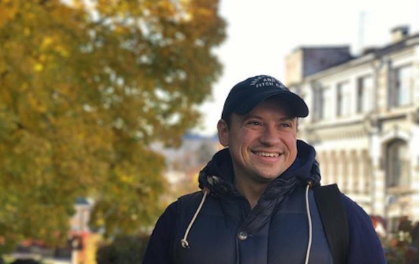 Актёр Андрей Гайдулян. Фото www.instagram.com/gaydulyan
