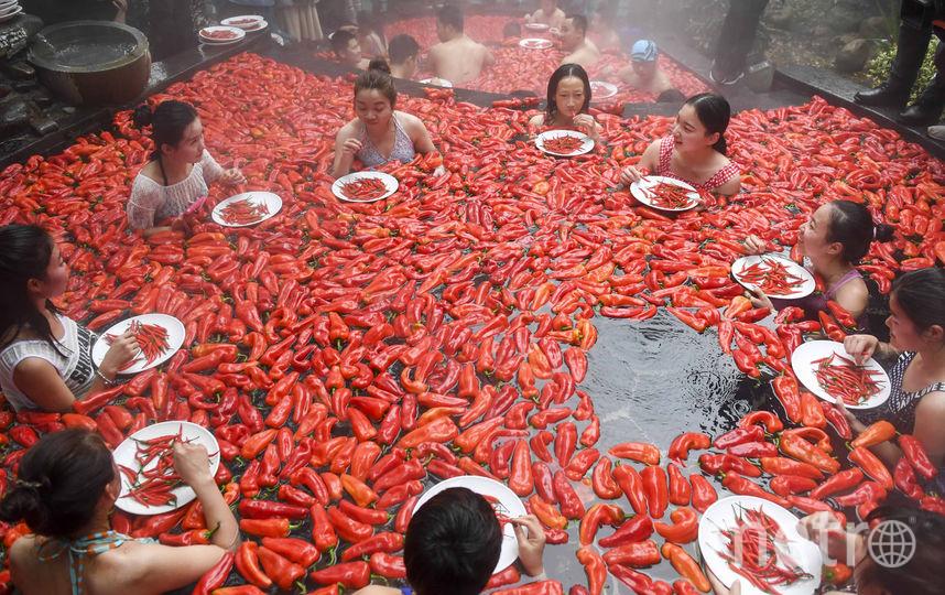 В соревновании приняло участие несколько десятков человек. Фото AFP