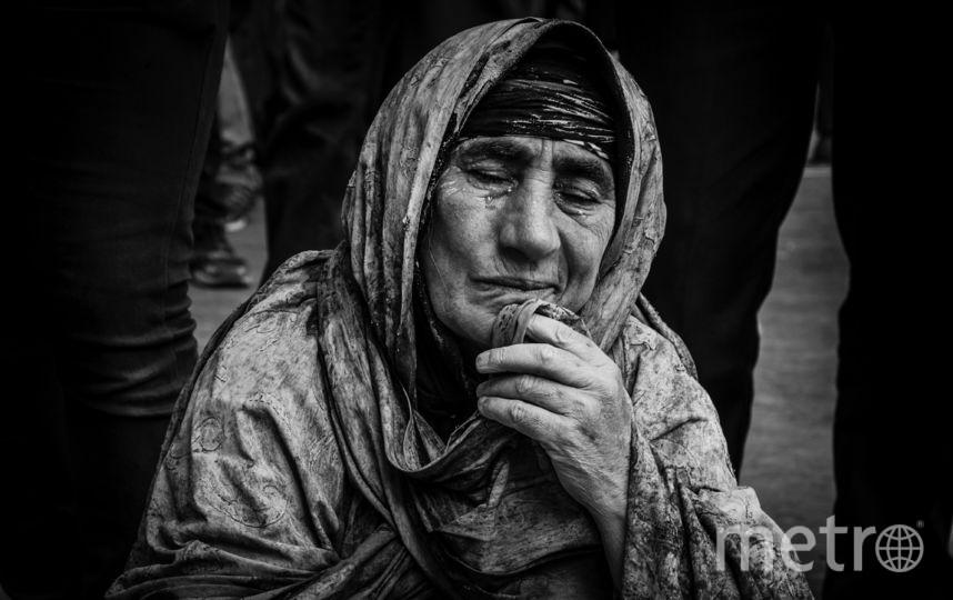 Главный приз в категории «печаль/гнев» «Слёзы в её глазах», автор Садег Амири Ханзаки (Иран). Фото Предоставлено организаторами