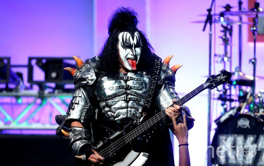 Легендарная группа Kiss выступит в Москве. Фото Getty