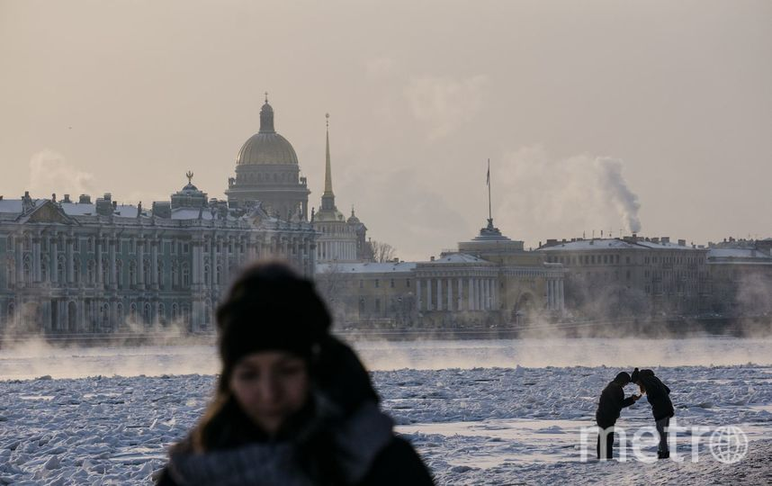 ЗакС Петербурга одобрил увеличение штрафов за выход на лёд. Фото Getty