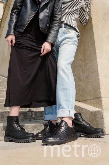 "Новая коллекция обуви бренда Dino Bigioni. Фото Dino Bigioni, ""Metro"""