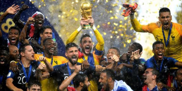 Чемпионат мира по футболу однозначно стал самым главным и популярным событием этого года.