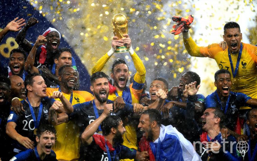 Чемпионат мира по футболу однозначно стал самым главным и популярным событием этого года. Фото Getty
