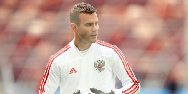 Игорь Акинфеев.