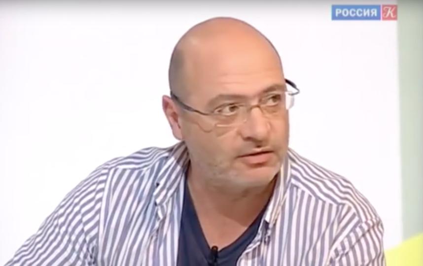 Педагог Дима Зицер. Фото Скриншот, Скриншот Youtube