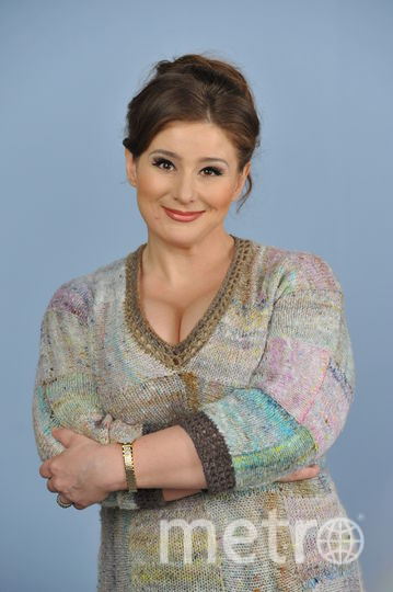 Юлия Куварзина. Фото Пресс-служба СТС.