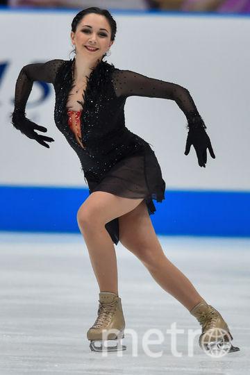 Российская фигуристка Елизавета Туктамышева. Фото Getty