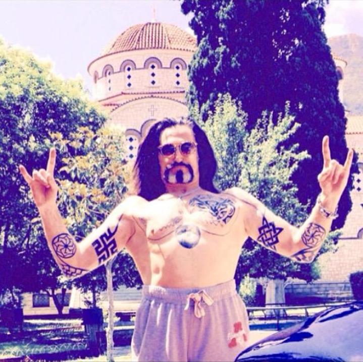 Никита Джигурда. Фото Скриншот Instagram: @instadzhigurda