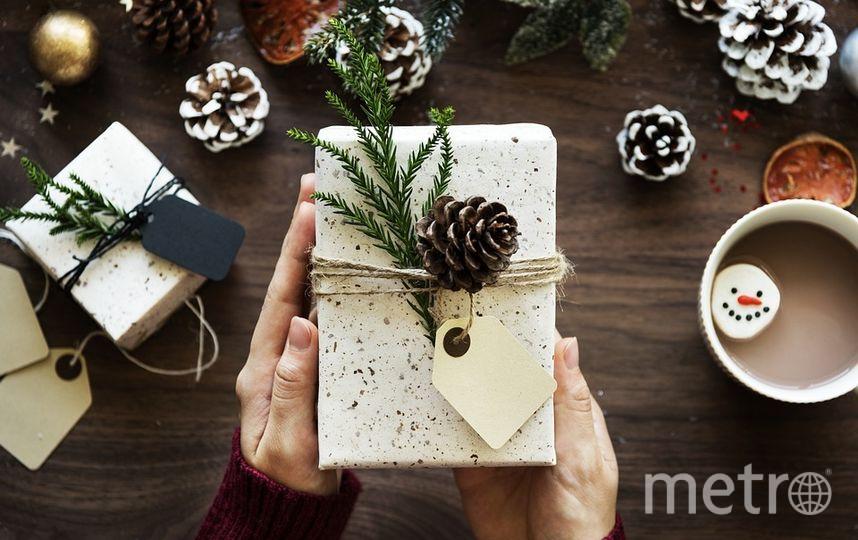 """На подарки тратят сумму, которая зависит от доходов. Фото https://pixabay.com, """"Metro"""""""
